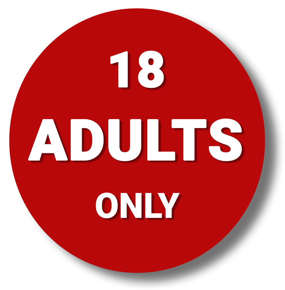 18 Adults only